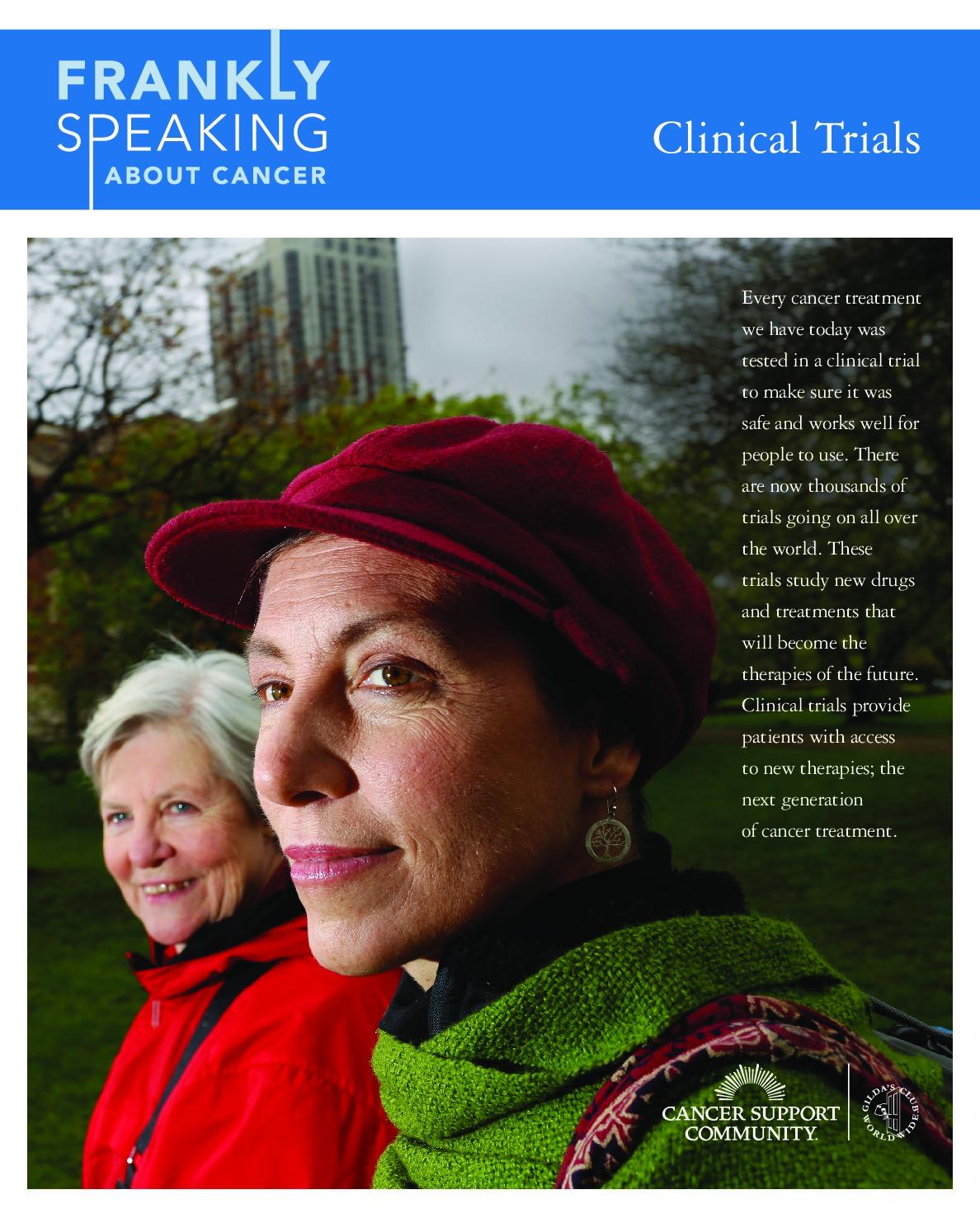 Clinical Trials Fact Sheet