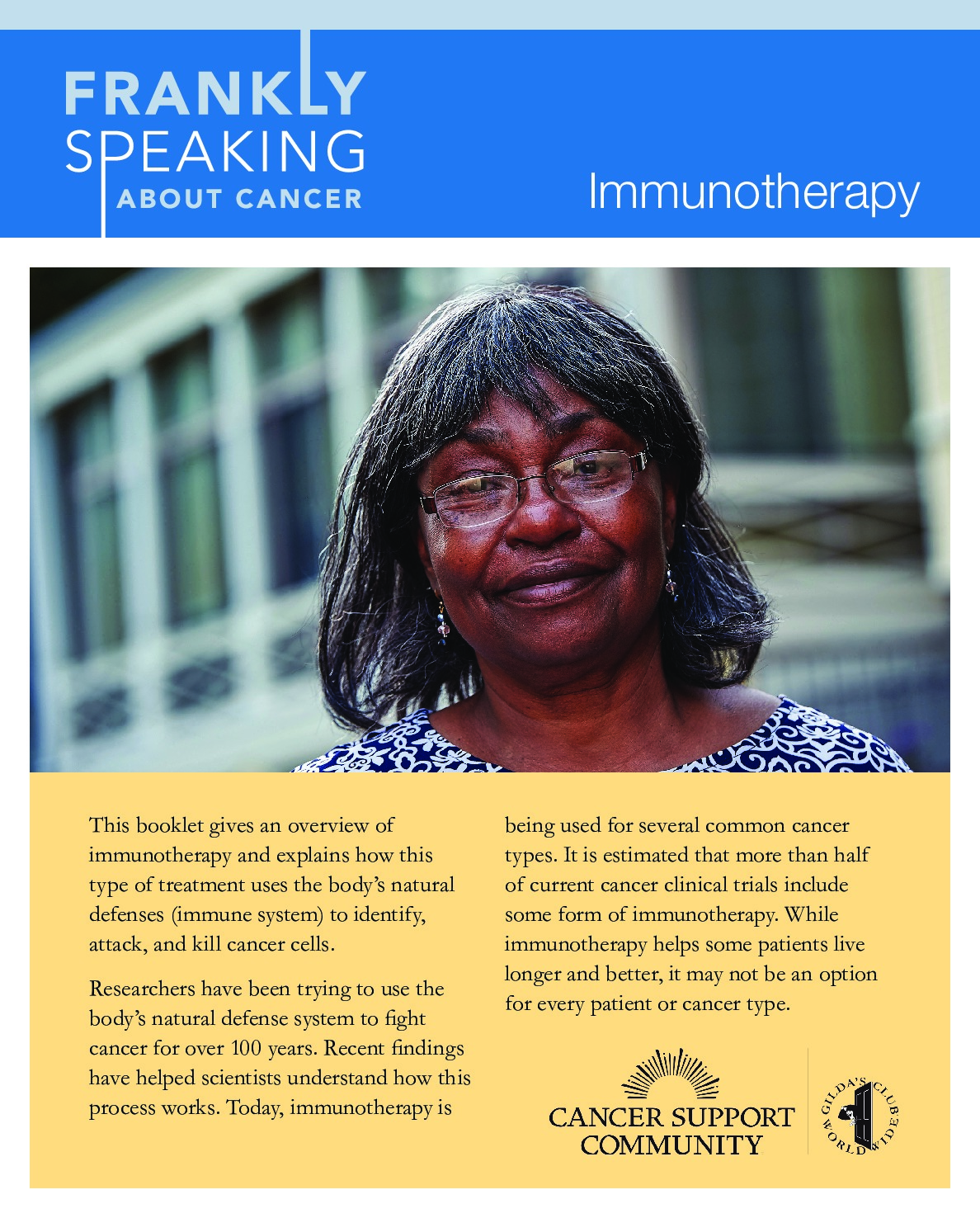 Immunotherapy Overview
