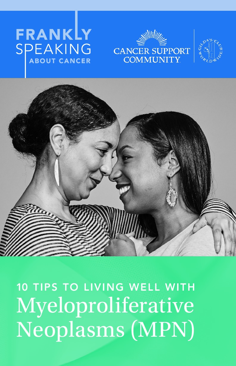 10 Tips to Living Well with MPNs