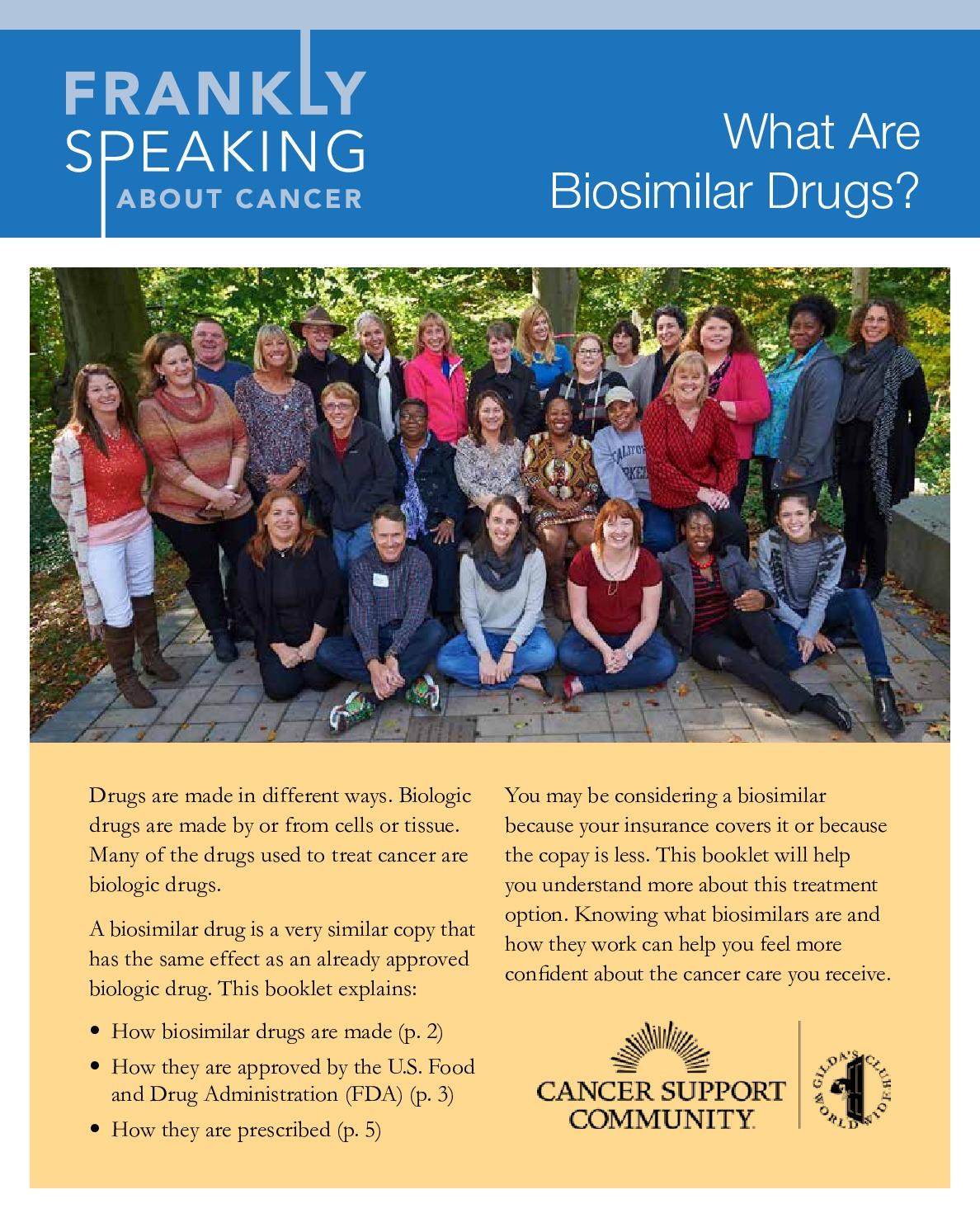 What are Biosimilars?
