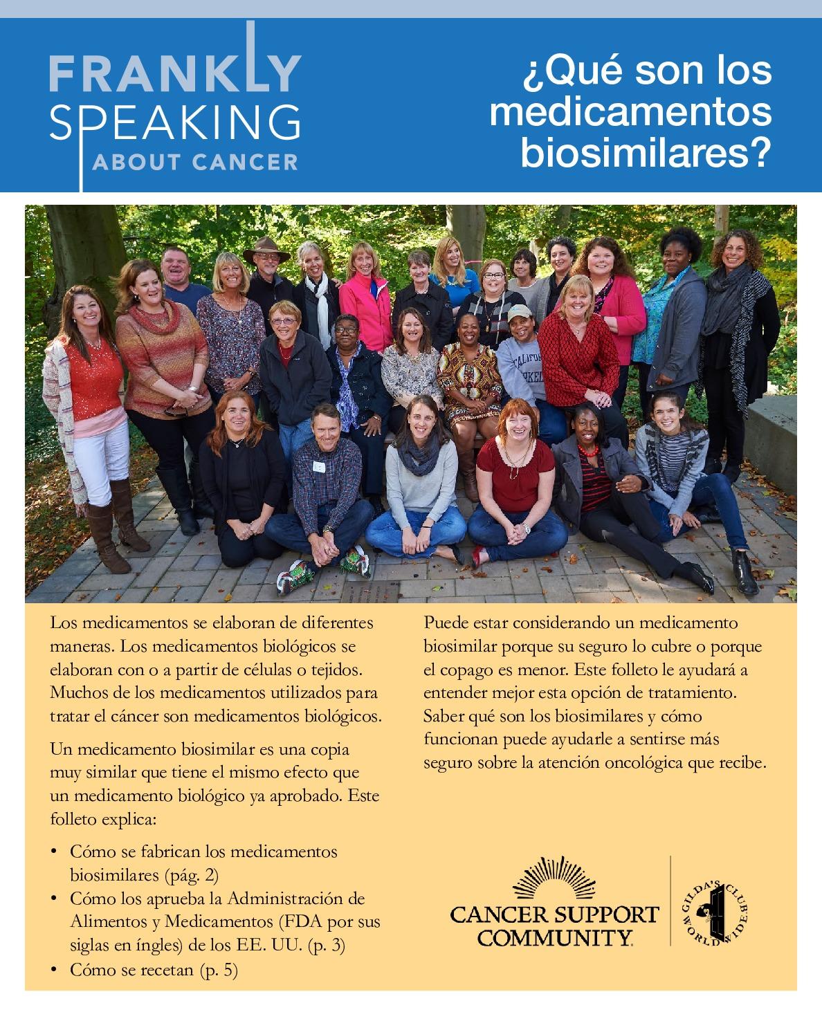 What are Biosimilars? (Spanish)