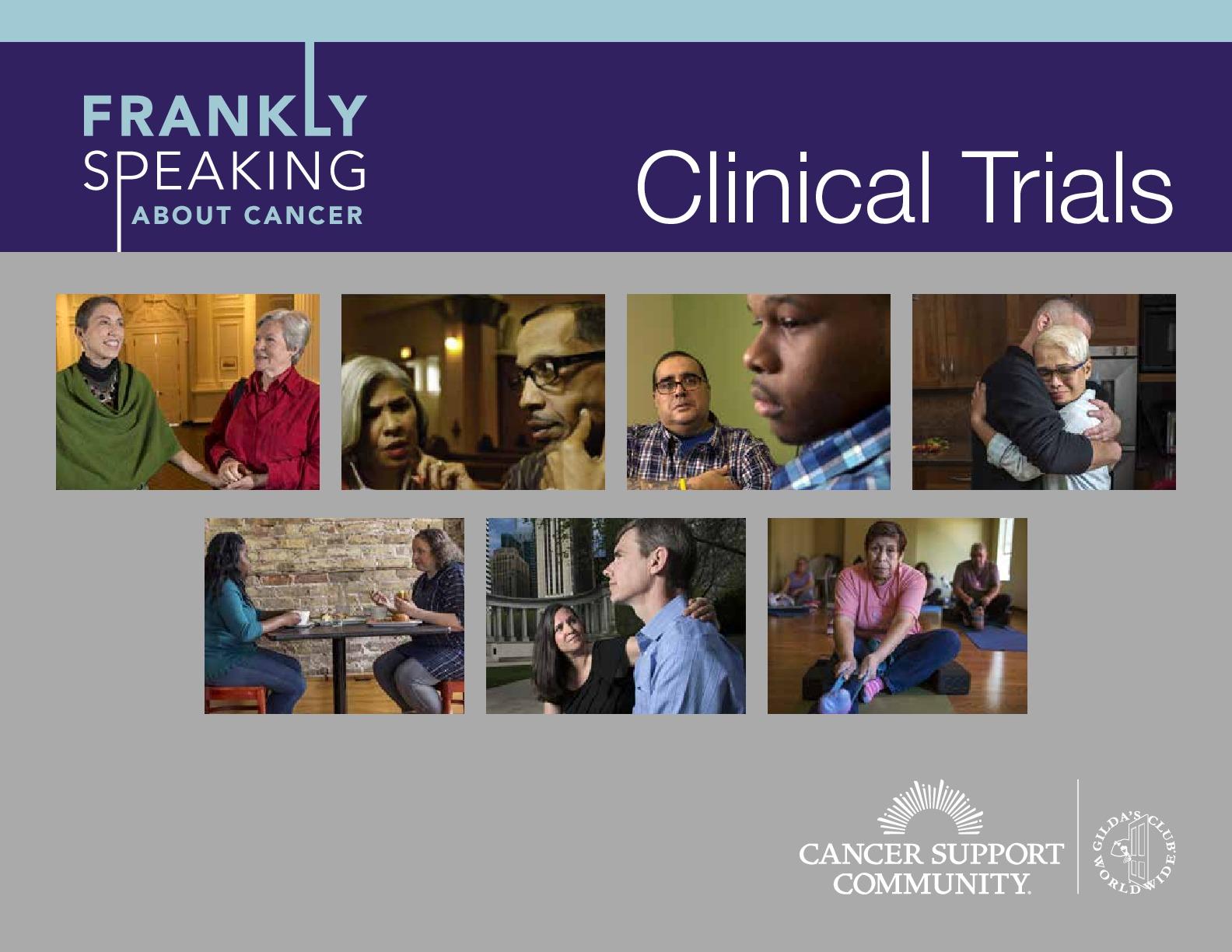 Clinical Trials Photo Novella
