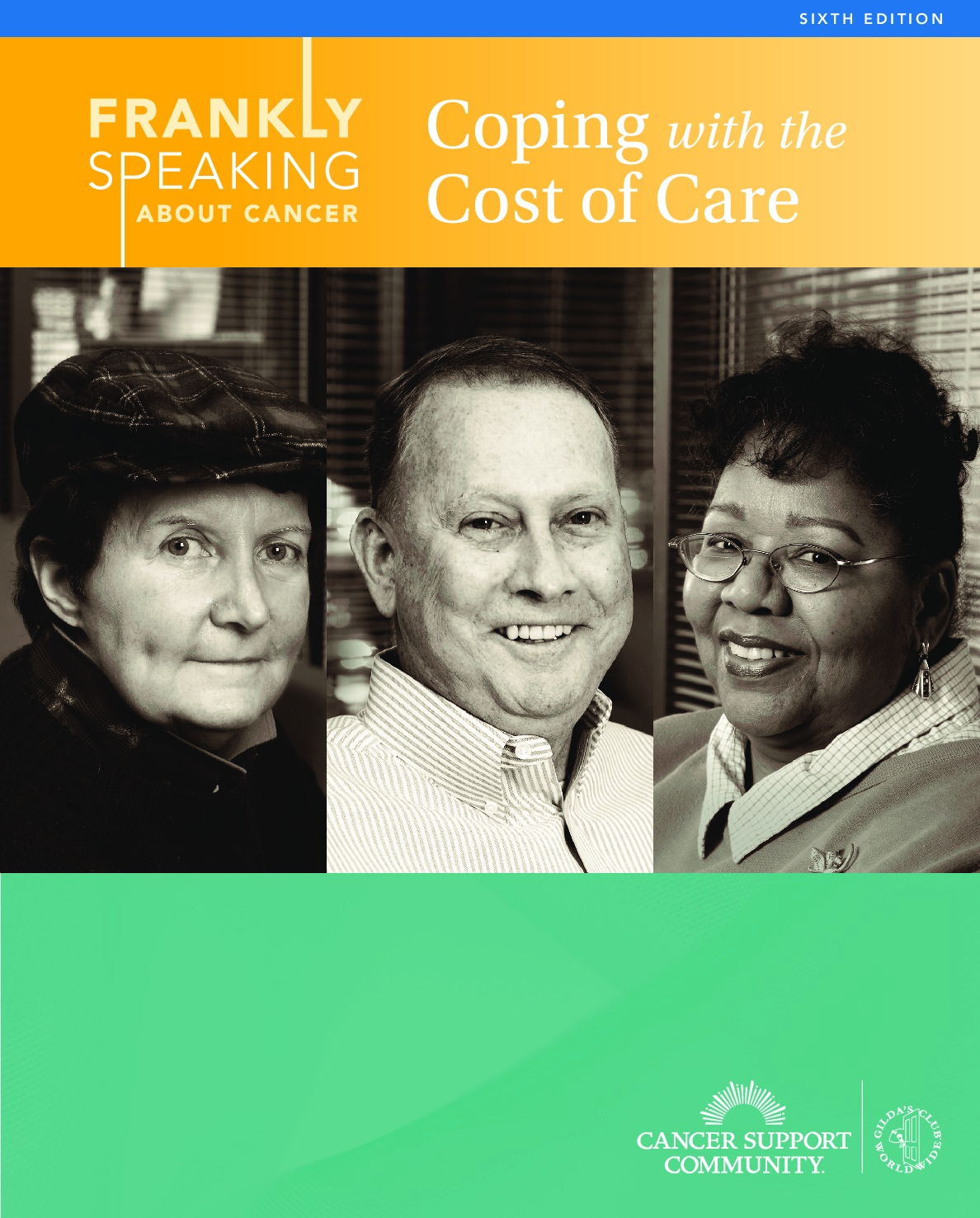 Coping with Cost of Care Book