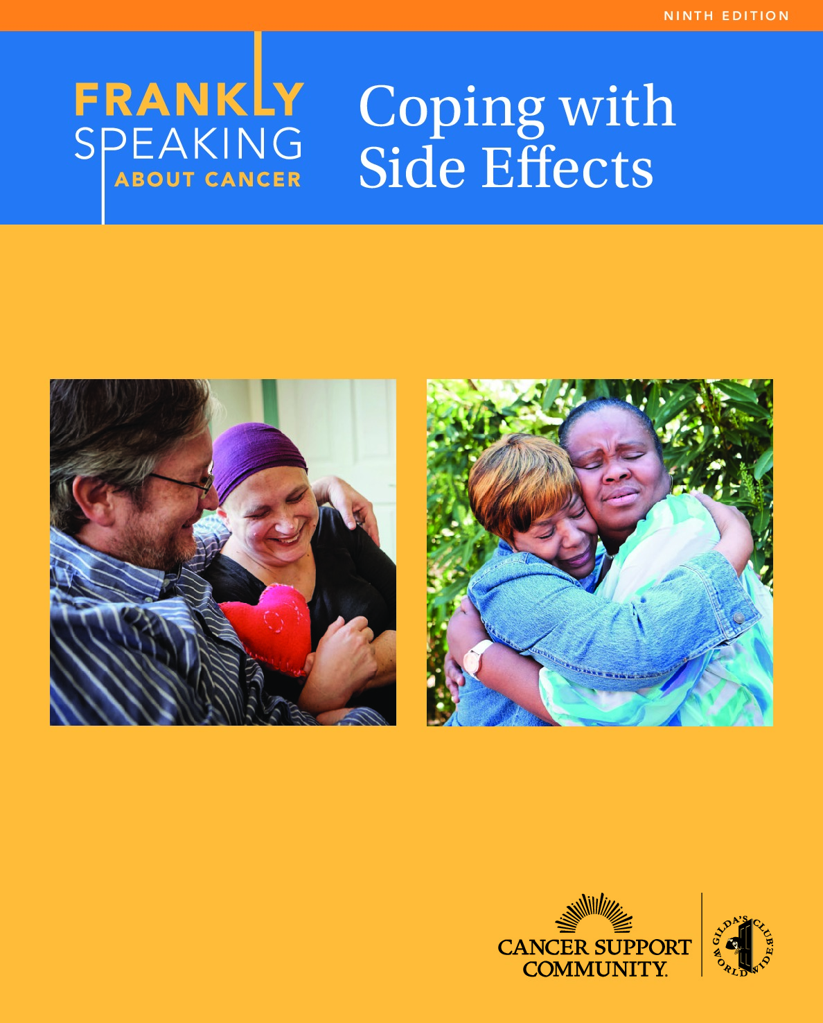 FSAC Coping with Side Effects Book