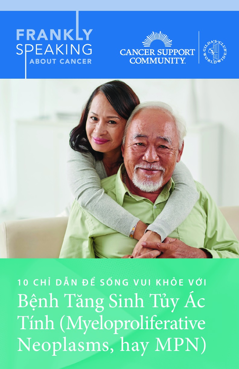10 Tips to Living Well with MPN (Vietnamese)