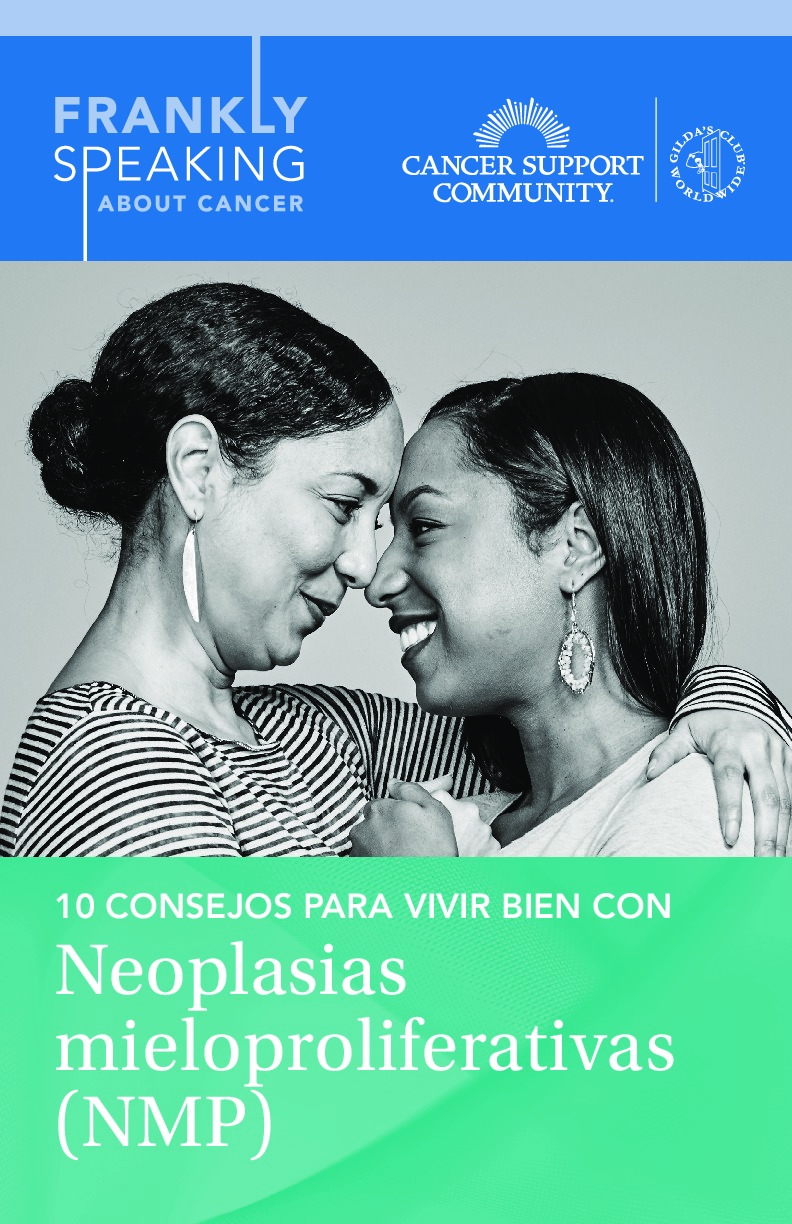 10 Tips to Living Well with MPN (Spanish)