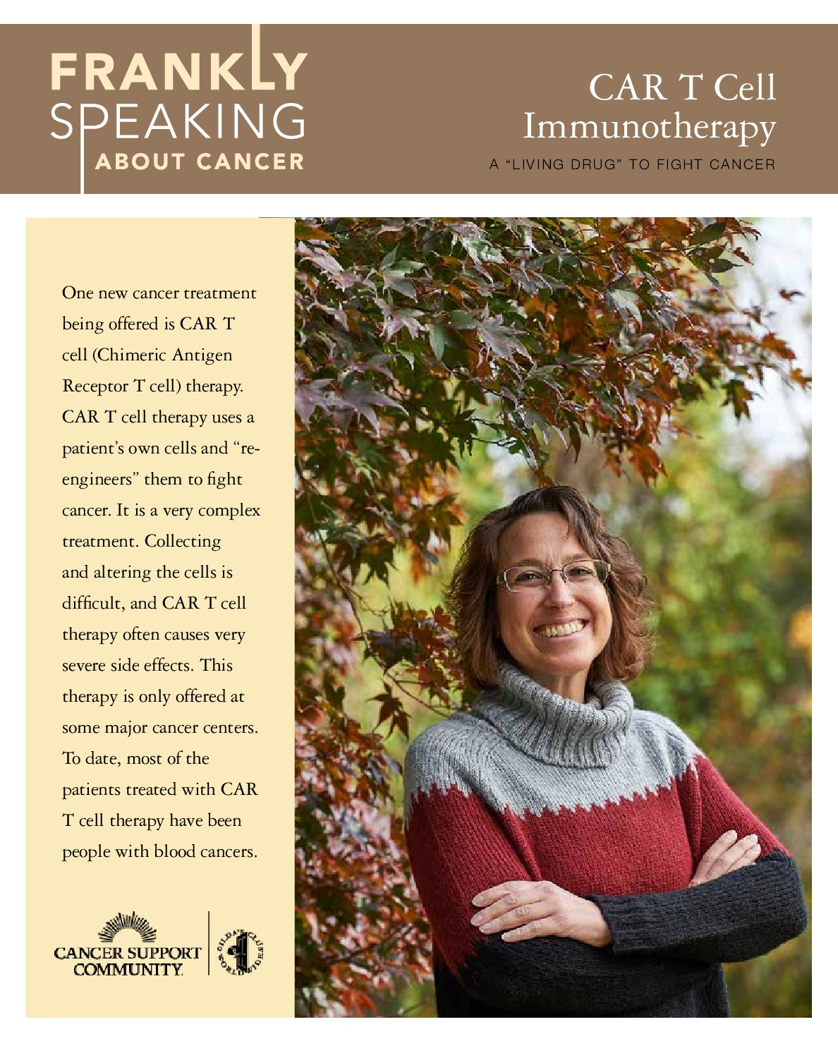 CAR T Cell Therapy Booklet