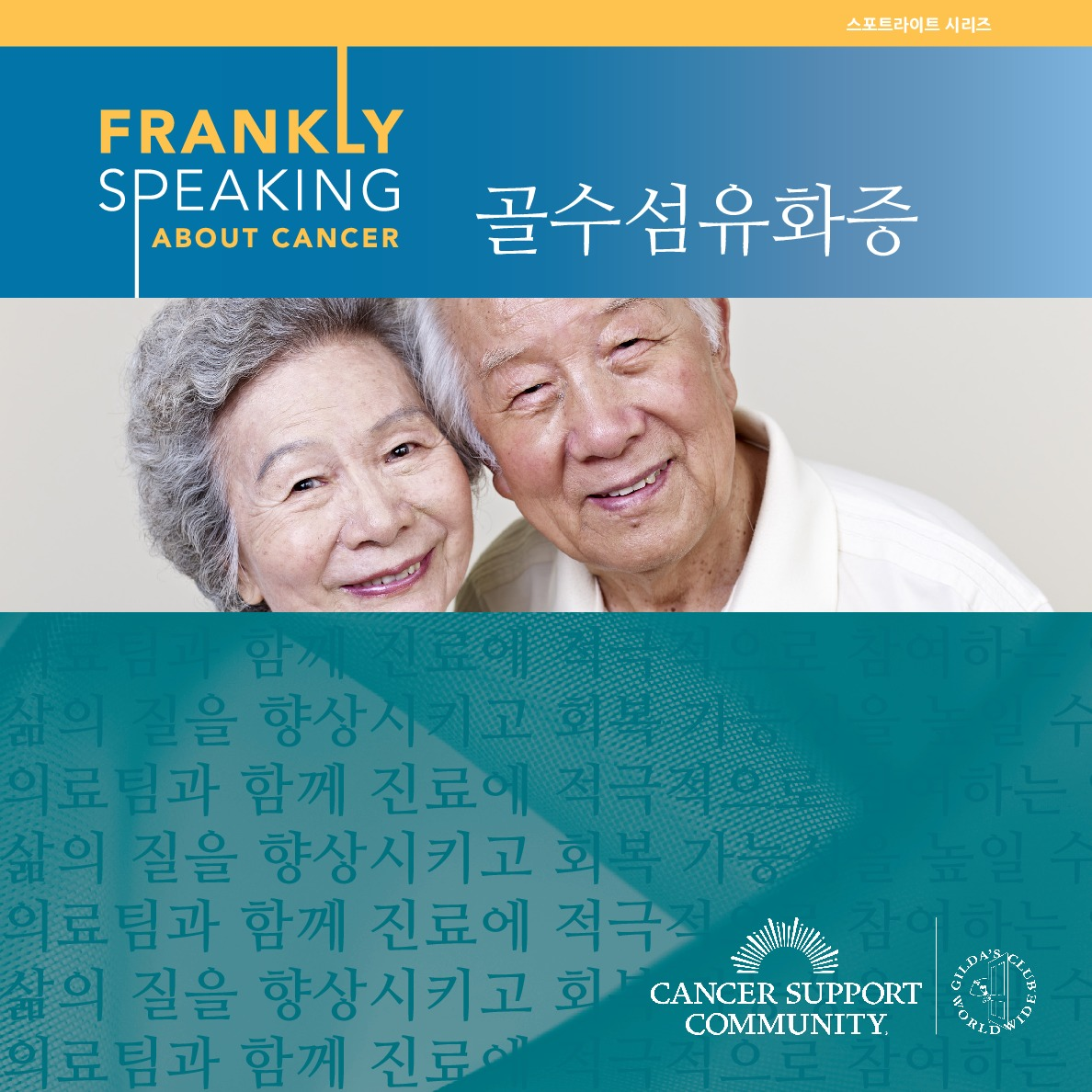 Myelofibrosis (Korean)