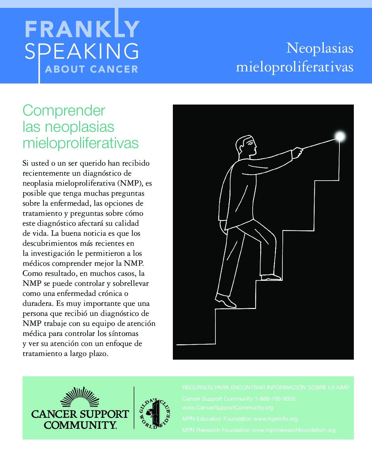 Myeloproliferative Neoplasms (Spanish)