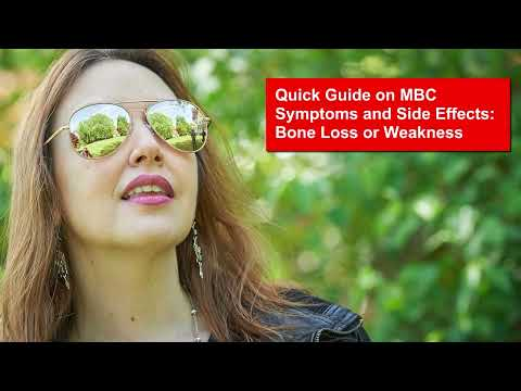 Quick Guide on Bone Loss or Weakness for Metastatic Breast Cancer Survivors