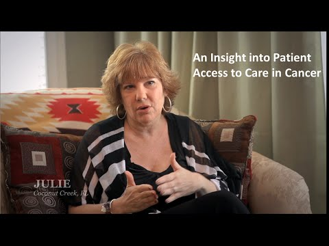 An Insight into Patient Access to Care in Cancer