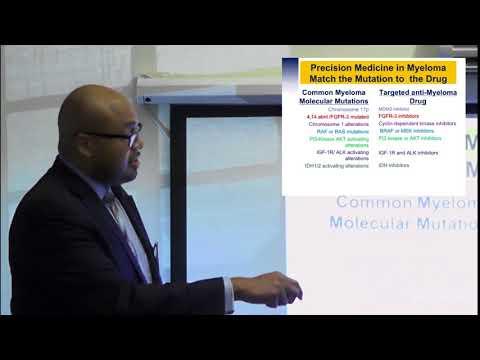 Precision Medicine for Myeloma