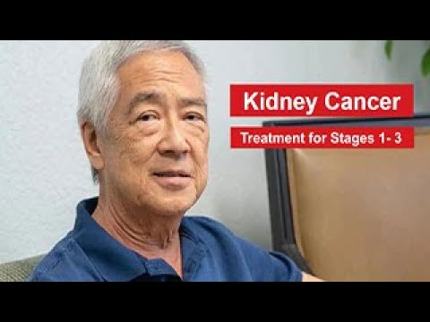 Kidney Cancer: Treatment for Stages 1-3 Quick Guide