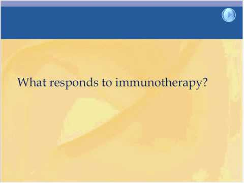 Immunotherapy Advances in Cancer Treatment