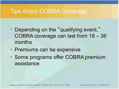 Coping with the Cost of Care - Webinar