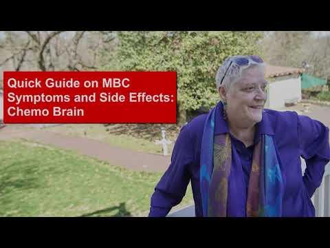 Quick Guide on Cognitive Changes for Metastatic Breast Cancer Survivors