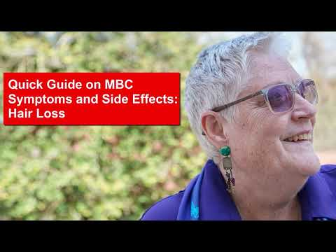Quick Guide on Hair Loss for Metastatic Breast Cancer Survivors