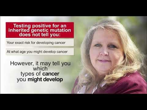 Precision Medicine: Cancers You Can Inherit