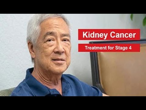 Kidney Cancer: Treatment for Stage 4 (Metastatic) Quick Guide
