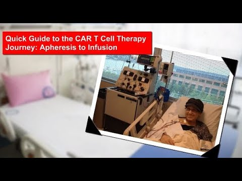 CAR T Cell Therapy Journey: Apheresis to Infusion