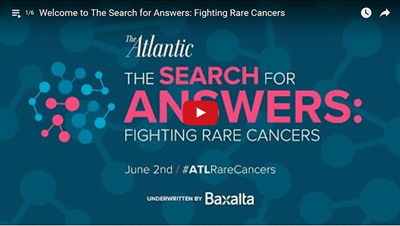 The Atlantic: The Search for Answers: Fighting Rare Cancers