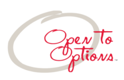 Open to Options logo