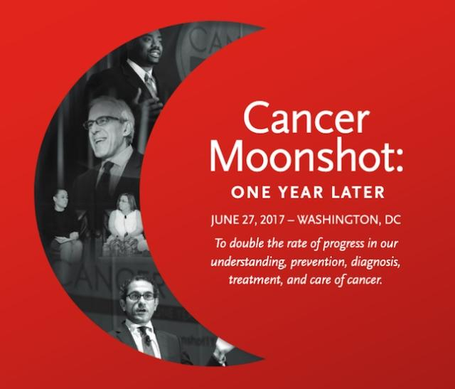 Cancer Moonshot: One Year Later